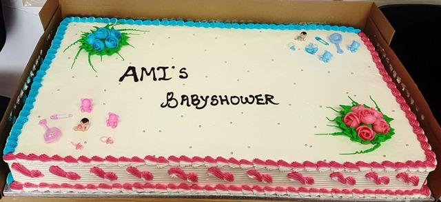 Baby Shower Cakes \u2013 Cake Zone