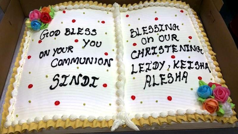 Awe Inspiring Religious 1705 Cake Zone Funny Birthday Cards Online Overcheapnameinfo