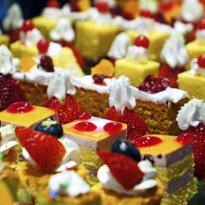 Platter Cakes
